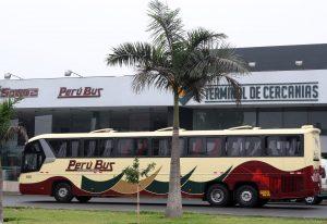 empresas de transporte terrestre Perú