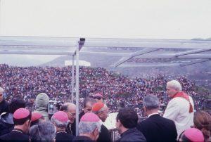 Visita del Papa Juan Pablo II al Perú