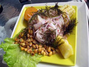 Ceviche Peruano: Ceviche tradicional