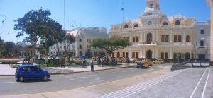 Ciudad de Chiclayo en Perú