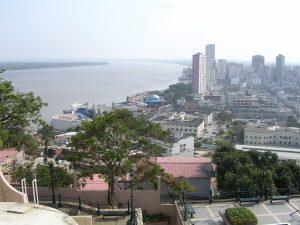 Lima a Quito: Primera Parada: Guayaquil