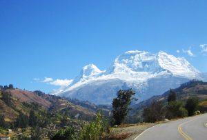 Camino a Rusia 2018: Huascarán