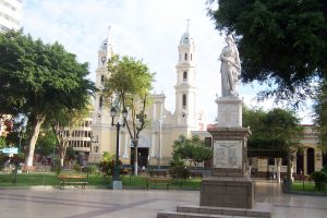 Lima a Quito: Primera Parada: Piura