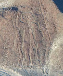 Líneas de Nazca: Astronauta
