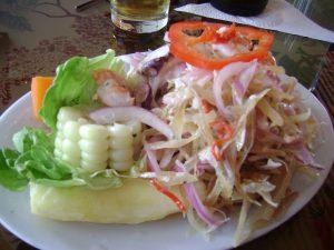 Ceviche Peruano: Chinguirito