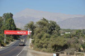 Líneas de Nazca: Cerro Blanco