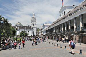 Lima a Quito: Primera Parada: Quito