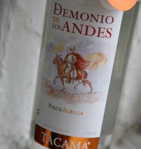 Demonio de los Andes