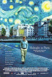 Películas para Viajar: Medianoche en París