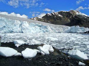 Huaraz: Glaciar de Pastoruri