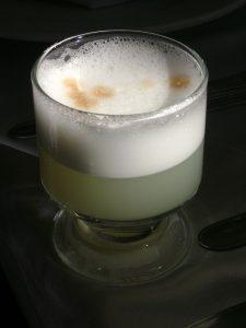 Pisco Sour, cocktail del pisco peruano