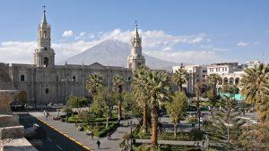 Arequipa ha generado una industria de pisco peruano