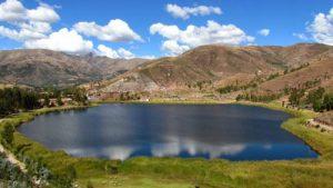 Qocha Raymi: Laguna de Urcos