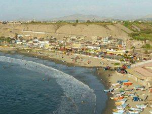 Barranca en Lima