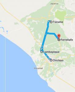 Túcume: Puedes llegar desde Lambayeque, Ferreñafe o Chiclayo