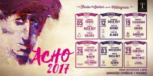 Feria taurina en honor al Señor de los Milagros, Lima