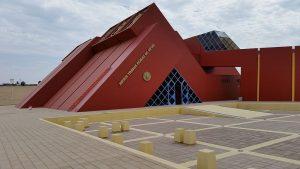 Túcume: El Museo del Señor de Sipán se encuentra en Chiclayo