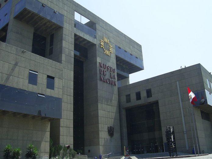Museo de la Nación es uno de los más icónicos museos del Perú