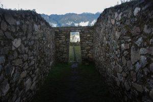 Interior de Llaqtapata