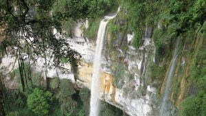 Catarata Yumbilla, Amazonas