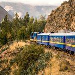 Tren al Titicaca. Tren en Perú