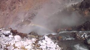 Aguas termales de Cuchumbaya, Moquegua