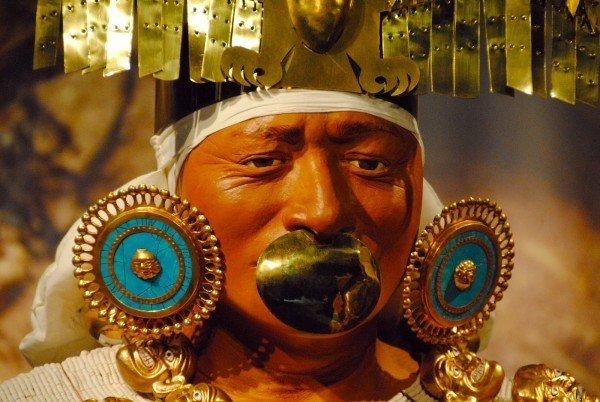 Señor de Sipán