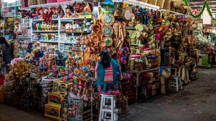 Mercado San Pedro de Cusco