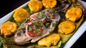 Patarashca, platos típicos de la selva