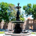 Plaza de armas, Moquegua