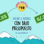 Pasa un fin de semana en Huaraz con redBus.pe
