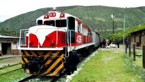 Tren Macho, tren en Perú