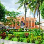 Cataratas Parijaro: Visita también la Plaza de Armas de Satipo