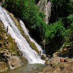 Catarata de Parijaro: Catarata Tsomontonari