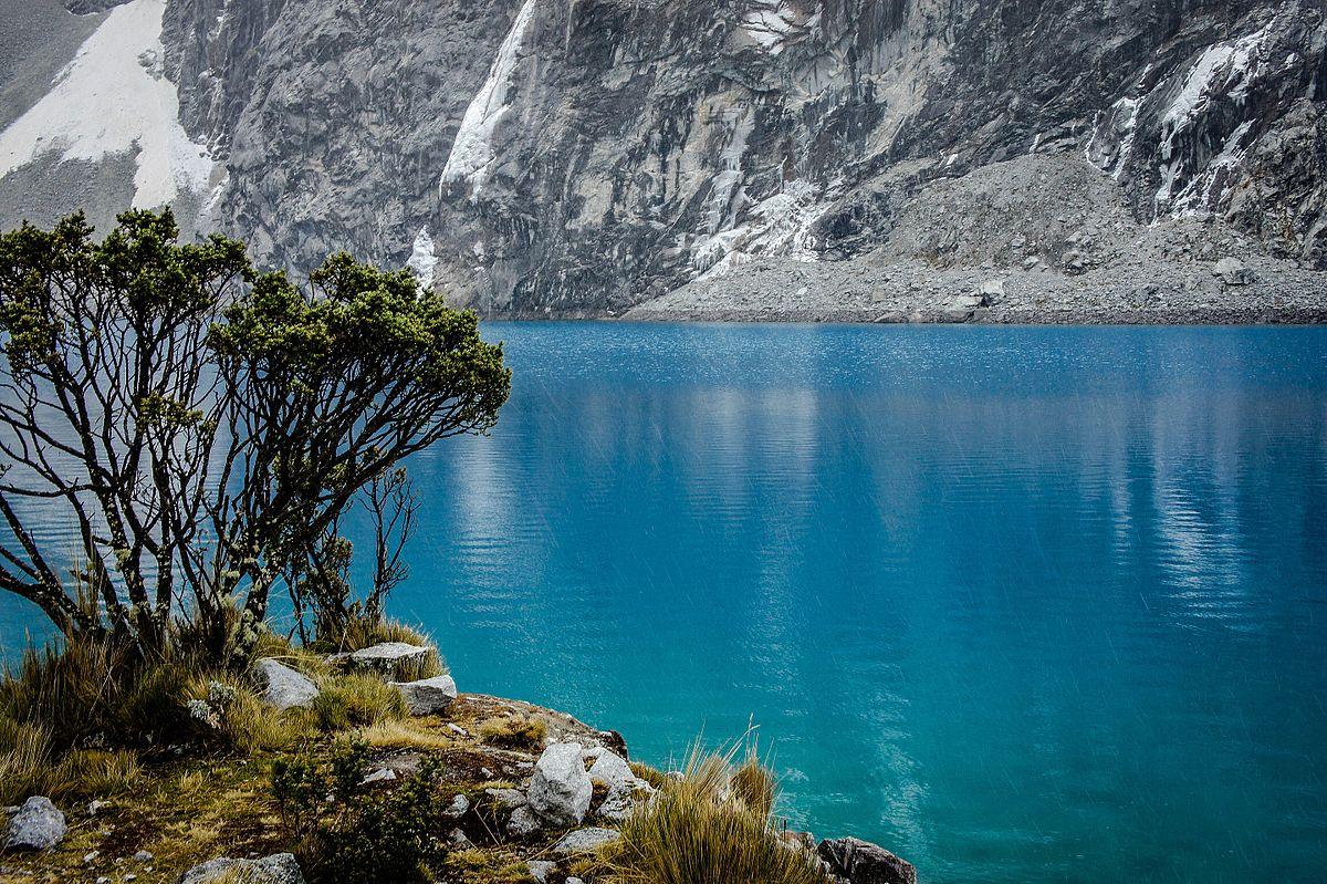 Lagunas de Huaraz: Laguna 69
