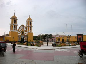 Valle de Jequetepeque: San Pedro de Lloc