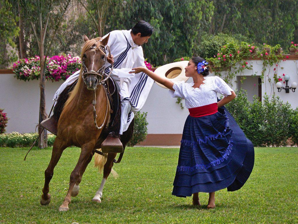 marinera peruana conoce la historia de este tradicional