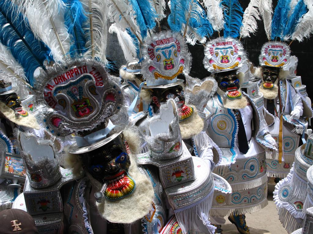 Fiesta de la Candelaria en Puno