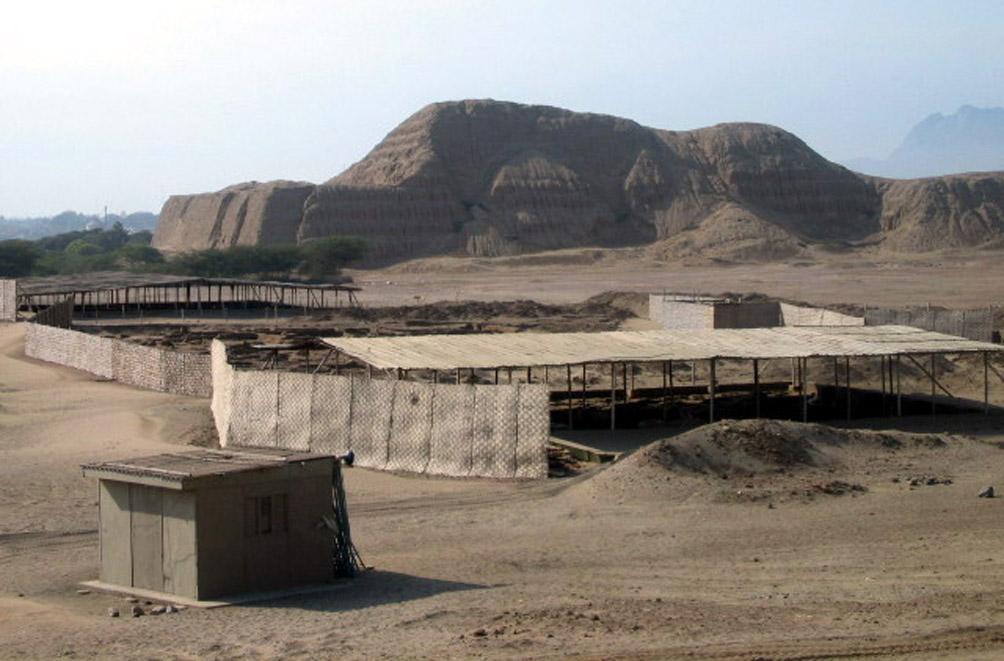 Valle de Chicama: Complejo Arqueológico El Brujo