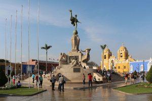 Marinera: El Concurso Nacional se realiza en Trujillo
