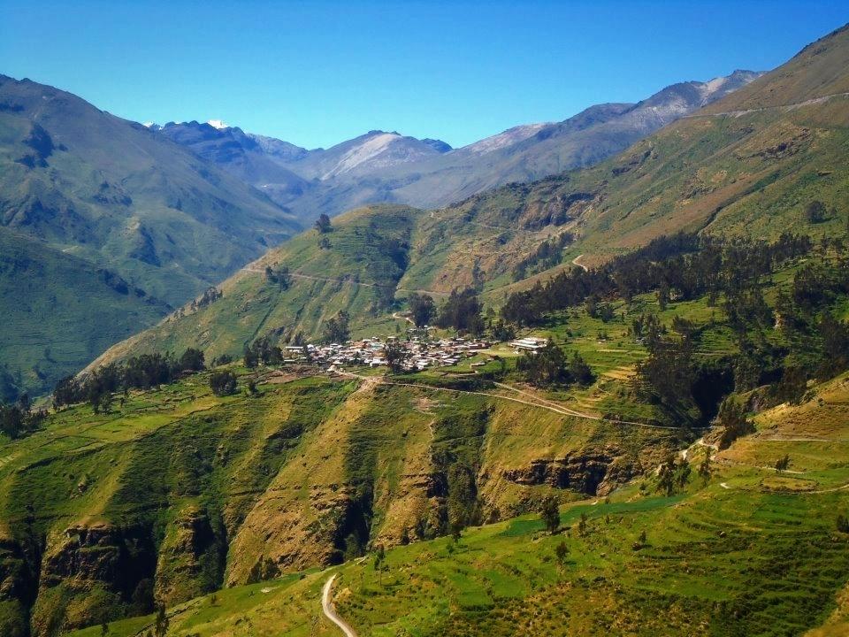 Sierra de Lima: Huancaya