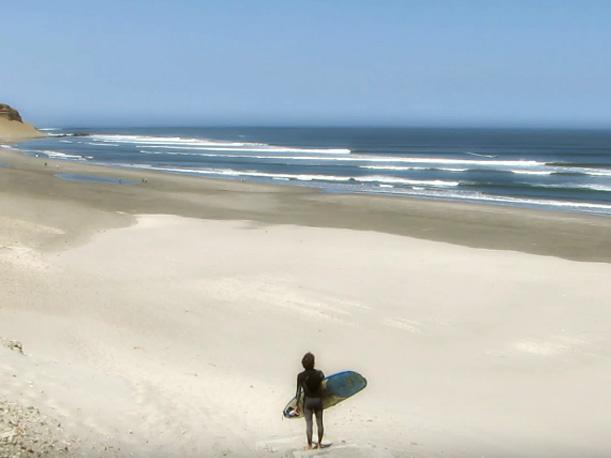Playa Chicama