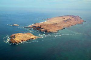 Islas del Perú: Isla San Lorenzo y Frontón