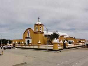 Valle de Chicama: Santiago de Cao