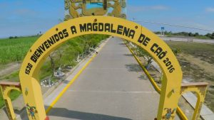 Valle de Chicama: Magdalena de Cao