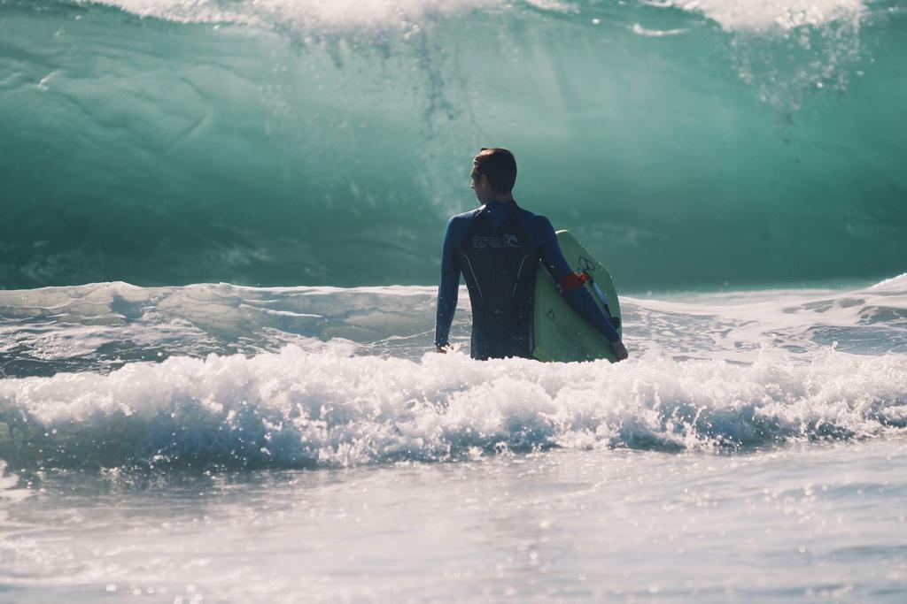 Aprender a Surfear