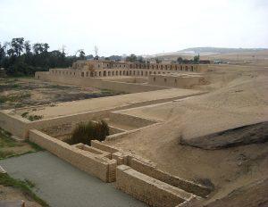 Sierra de Lima: Pachacamac