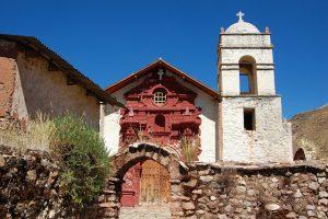 Lagunta Pultocc: Pueblo de Santa Bárbara en Huancavelica