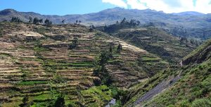 Sierra de Lima: Valle de Santa Eulalia
