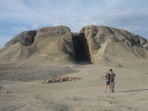 Huacas de Peru